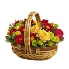 send mixed color flowers in vietnam