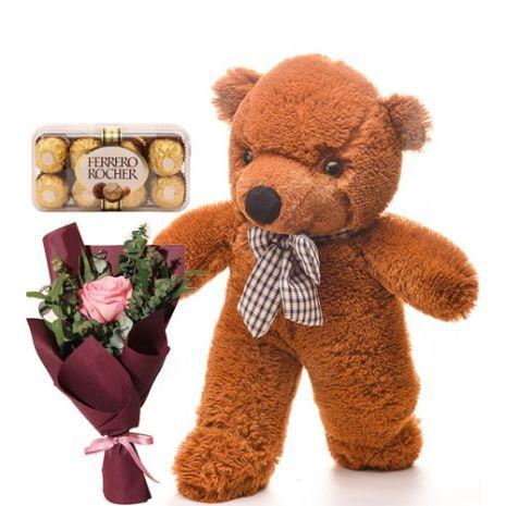 send rose,chocolate and bear to vietnam