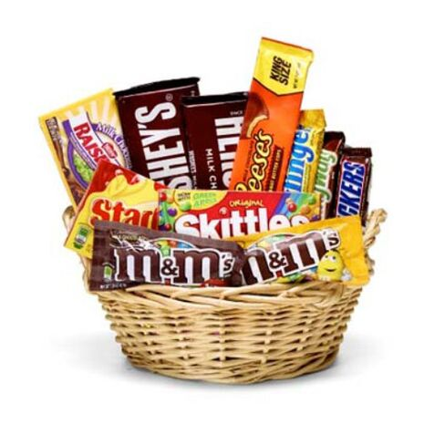 send chocolate baskets in vietnam