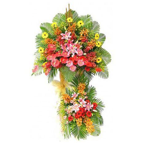 send grand opening flower arrangement to vietnam