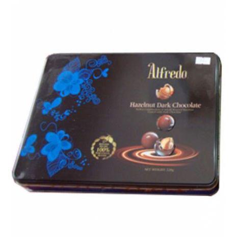 send alfredo hazelnut dark chocolate to vietnam