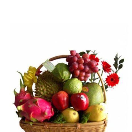 send fruits basket to vietnam