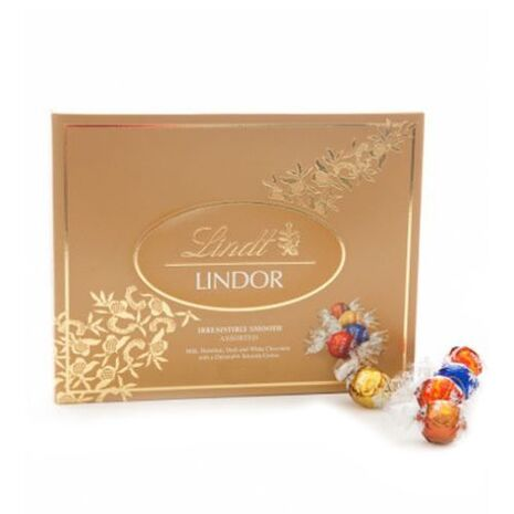 send lindt lindor gold chocolate to vietnam