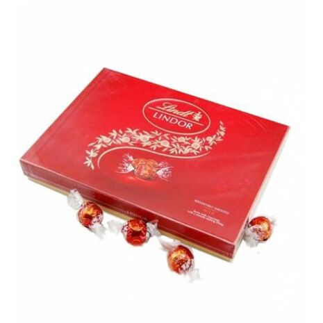 send lindt lindor red chocolate to vietnam