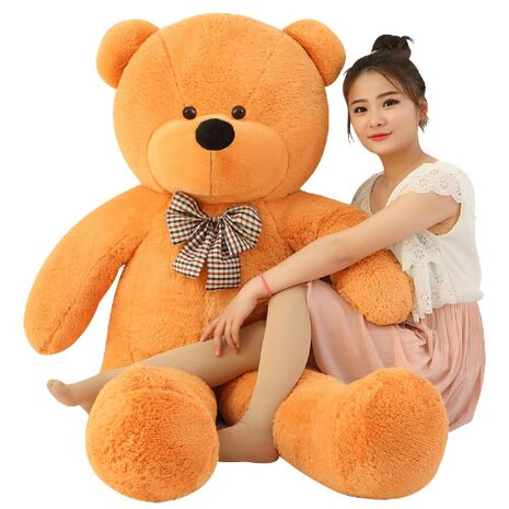 send soft big teddy bear send to vietnam